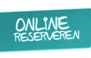 Link voor reserveringsagenda